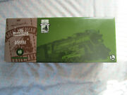 Ho Scale Lionel 726 Berkshire Steam Locomotive 6106. With Display Case.