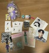 Shinee Official Merchandise Minho Photo Frame, Pin Badge, Silicon Band, Keychain