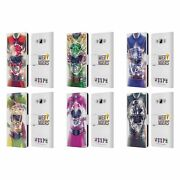 Official Power Rangers Retro Issue 0 Leather Book Case For Samsung Phones 3