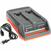 Hoover M-pwr 40v Charger For Hushtone Upright And Backpack Vacuums Ch90002 - 1