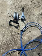Mercury Binacle Control Box With 16 Ft Cables