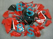 Red Gsxr1300 Fairing With Tank Seat Fit Gsx-r1300 01 02 03 04 97-07 41 A6