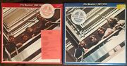 The Beatles 1962-1966 And 1967-1970 - 1978 Limited Red And Blue Vinyl - Sealed Mint