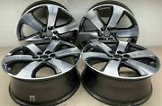 """Chevy Traverse 20"""" Oem Polished Wheels Part 5845"""