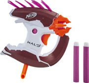 Hasbro Collectibles - Nerf Halo Microshot Needler [new Toy] Action Figure Col