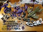 Halo Mega Bloks 15+ Kits 52 Figures Huge Lot With Boxes And More