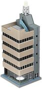 Tomytec N Scale 1/150 - Diorama 061-2 Park Place Office Building A2 - From Japan