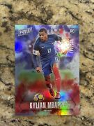 2018 Panini Fathers Day Kylian Mbappe Rookie Rc Parallel Insert /399 M375