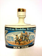 Vintage Early Times American Revolution Bicentennial-1776-1976 - New Yor Decan