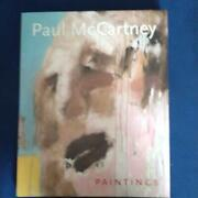 Paul Mccartney / Autographed Painting First Edition- New Unused