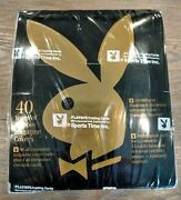 1995 Playboy Trading Cards 1st Edition Sealed Box Find The Donald Trump Card