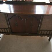 Vintage Rare Sylvania Stereo Console Model Sc-746 Will Not Find Another Model L