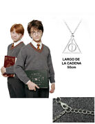Pendant Harry Potter Deathly Hallows Of The Triangle Necklace