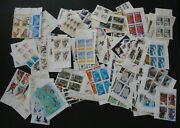 Usa Usps Mint Nh Plate Blocks Postage Stamps Lot Face Value 216.52