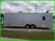 2016 Diamond Cargo 28 Smoker/ Barbeque Catering Food Concession Trailer