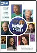 Finding Your Roots Season 7 [new Dvd] 3 Pack