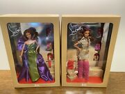 Lot Of New Christian Louboutin Barbie Dolls Anemone And Dolly Forever
