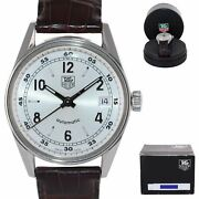 Tag Heuer Carrera Vintage 1964 Re-edition Automatic Wv2112 36mm Date Watch