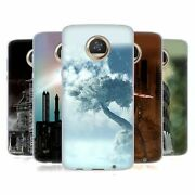 Official Simone Gatterwe Castles And Palaces Gel Case For Motorola Phones
