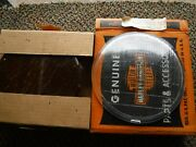 Nos Genuine Harley Guide Headlight Lens 67731-35 And 67741-35 Reflector