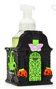 Bath And Body Works Haunted House Foaming Hand Soap Holder Fall / Halloween 2021