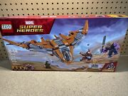 Lego 76107 Marvel Super Heroes Thanos Ultimate Battle New In Sealed Box