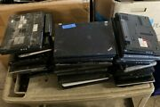Lot Of 30 Laptops Dellhpasus - All W/ No Hdd Completely Untested Parts Z