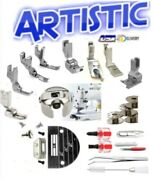 Sewing Machines Industrial 26 Pcs. Kit For Juki Ddl5500,brother.consew