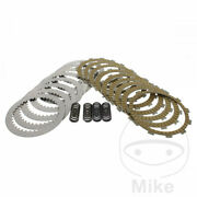 Prox Clutch Repair Friction Plates Discs Springs Husaberg Fe 390 Ie Enduro 2012