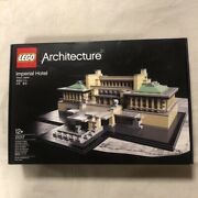 Lego Architecture - Imperial Hotel - 21017 Brand New Rare Frank Lloyd Wright
