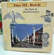 Lot 5 Of 3 Reich Coins Per Pack.collectible