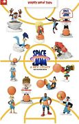 Mcdonaldand039s 2021 Space Jam Complete Set Of 12 Toys Free Shipping