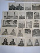 Stereoview Cards Photos Including Indian Chiefs