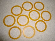 Lgb 69104 37.5 Mm Traction Tire Parts Set Of 10 Pieces Brand New Condition
