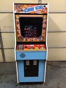 Upgraded Nintendo Donkey Kong Arcade Game - Plays Multiple 80andrsquos Games