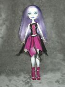Monster High Doll Original Spectra 2 First Wave 1 +bracelet +outfit +shoes