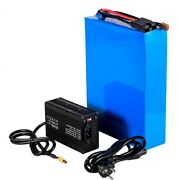 Lithium Ion Li-ion Battery 84v 25ah Rechargeable Electric E Bike Bicycle Scooter