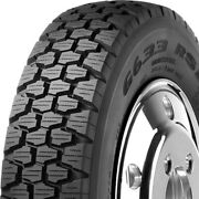 4 Tires Goodyear G633 Rsd 8r19.5 Load F 12 Ply Drive Commercial