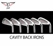 Limited To People Custom Iron Edel Cavity Back Irons Bottles
