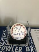 Chicago Cubs 2016 Nl All-stars Signed Baseball 7 Players Bryant Rizzo Psa Coa
