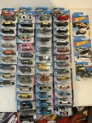 Hot Wheels Job Lot Bundle Of 156 Cars Carded And Loose Less Than Andpound1 Per Car
