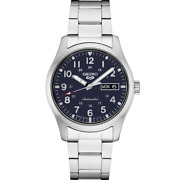 Seiko 5 Sports Automatic Menand039s Military Style Watch Srpg29
