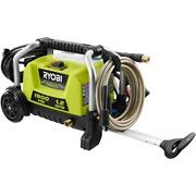 Ryobi Electric Pressure Washer Corded Cold Water Portable Wheeled 1900psi 1.2gpm