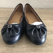 Circus By Sam Edelman Womenandrsquos Flats New Without Box Navy Blue Size 8.5