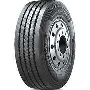 4 Tires Hankook Smart Flex Th31 255/70r22.5 Load H 16 Ply Trailer Commercial