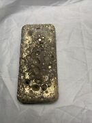 Gold Bar From Victorian Gold Filled Jewelry 2.75 Gold 2215g