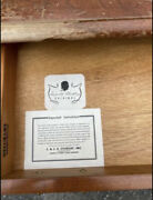 """Antique Desk """"stickley"""". Simply A Must Have 51x26x30. P/u Or Will Ship For Fee"""