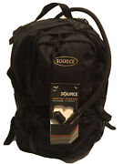 Source Patrol 30 Black Tactical 33l Wxp Hydration System Backpack With Bladder