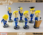 Fallout 4 Vault Boy 101 Series 2 Bobblehead Figure Bethesda Toys Collection New