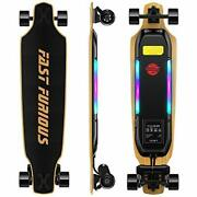 Fast And Furious Ft001 Electric Skateboard 1800w Dual Motors With Remote Control T